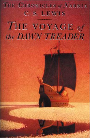 Voyage of the Dawn Treader   1980 edition cover