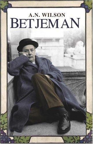 Betjeman N/A edition cover