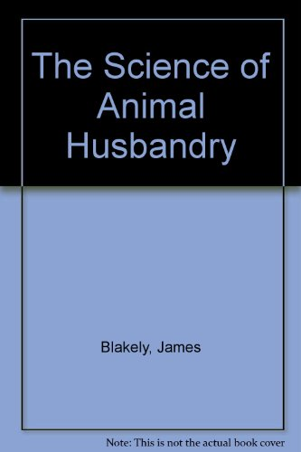 Science of Animal Husbandry 5th 9780137947027 Front Cover