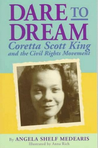 Dare to Dream Coretta Scott King and the Civil Rights Movement N/A 9780141302027 Front Cover