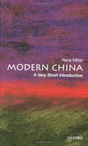 Modern China   2008 edition cover