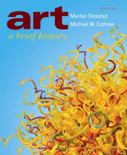 Art A Brief History 5th 2012 (Revised) edition cover