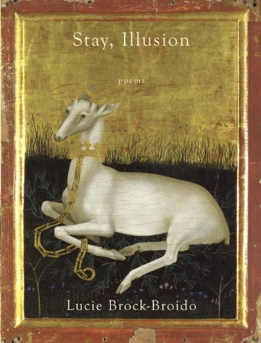 Stay, Illusion Poems  2013 9780307962027 Front Cover