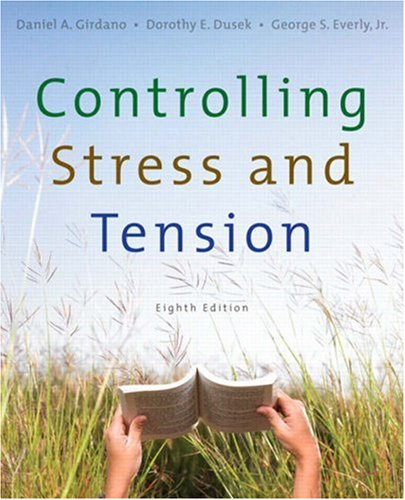 Controlling Stress and Tension  8th 2009 9780321537027 Front Cover