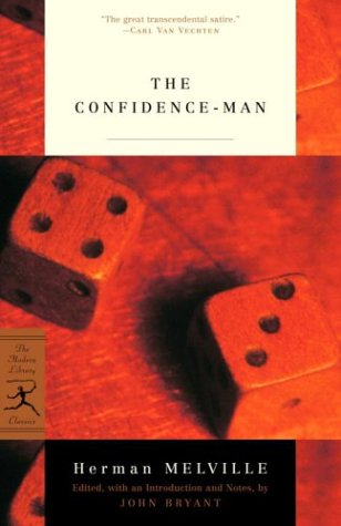 Confidence-Man   2003 edition cover