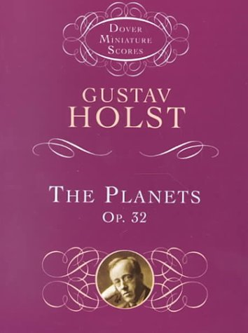 Planets Op. 32  Unabridged  edition cover