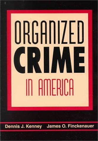 Organized Crime in America   1995 edition cover