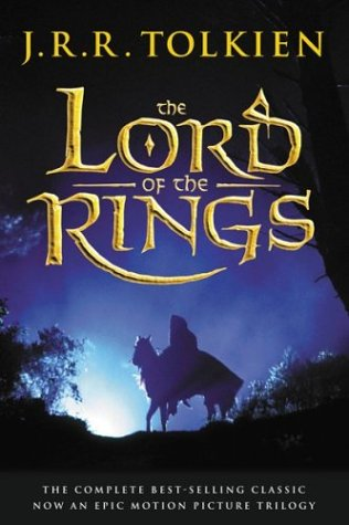 Lord of the Rings   2001 edition cover