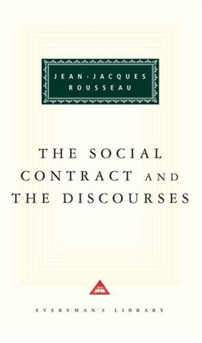 Social Contract and the Discourses   1993 edition cover