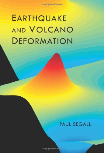 Earthquake and Volcano Deformation   2010 edition cover