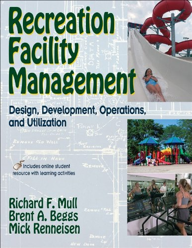 Recreation Facility Management Design, Development, Operations, and Utilization  2009 edition cover