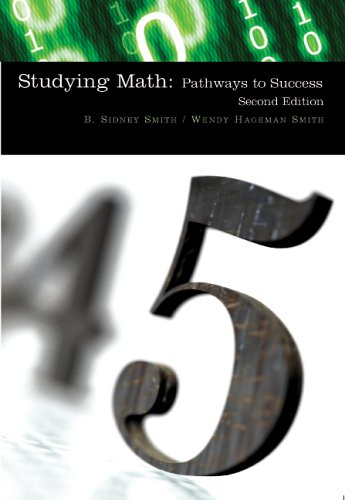 Studying Math Pathways to Success 2nd 2006 9780759390027 Front Cover