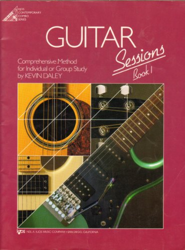 GUITAR SESSIONS,BOOK 1 N/A edition cover