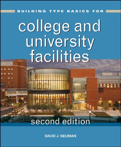Building Type Basics for College and University Facilities  2nd 2013 edition cover