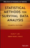 Statistical Methods for Survival Data Analysis  4th 2013 edition cover