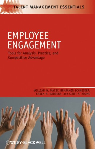Employee Engagement Tools for Analysis, Practice, and Competitive Advantage  2009 edition cover