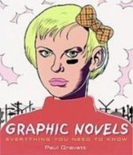 Graphic Novels: Everything You Need to Know  2008 edition cover