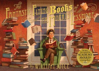 Fantastic Flying Books of Mr. Morris Lessmore   2012 edition cover