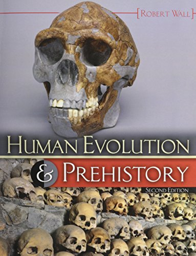 Human Evolution and Prehistory  2nd (Revised) edition cover