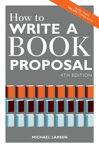 How to Write a Book Proposal  4th 2011 (Revised) edition cover