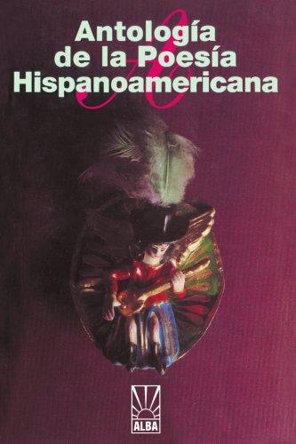 Antologia de la Poesia Hispanoamericana  N/A edition cover
