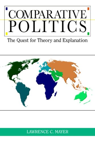 Comparative Politics : Theoretical Perpectives 1st 2007 edition cover