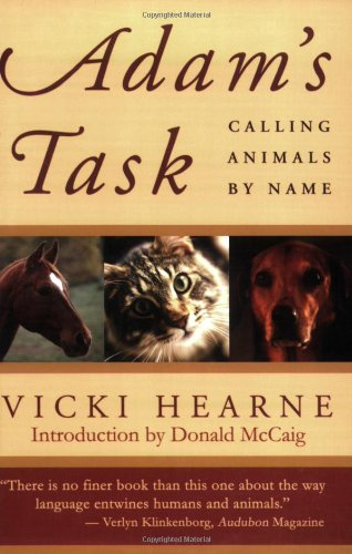 Adam's Task Calling Animals by Name  2007 edition cover
