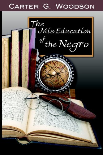 The Mis-education of the Negro:  2008 edition cover