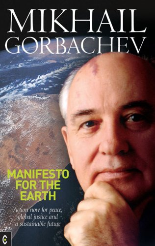 Manifesto for the Earth Action Now for Peace, Global Justice and a Sustainable Future  2006 edition cover