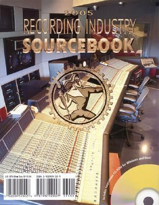 2005 Recording Industry Sourcebook   2005 9781932929027 Front Cover