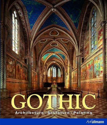Gothic Architecture, Sculpture, Painting  2013 edition cover