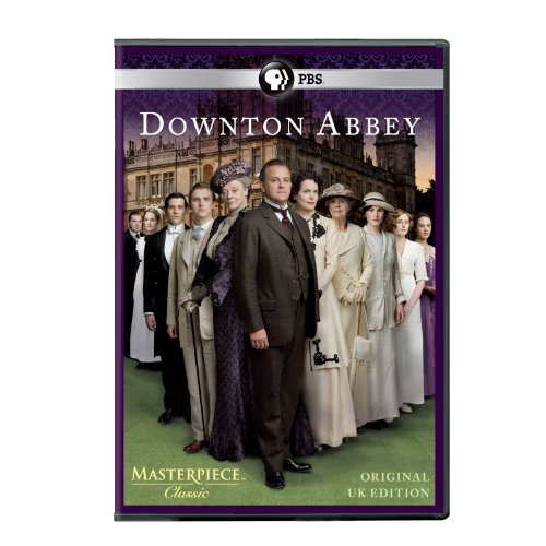 Masterpiece Classic: Downton Abbey, Season 1 System.Collections.Generic.List`1[System.String] artwork