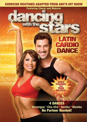 Dancing with the Stars: Latin Cardio Dance System.Collections.Generic.List`1[System.String] artwork