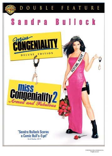 Miss Congeniality / Miss Congeniality 2: Armed and Fabulous (Double Feature) System.Collections.Generic.List`1[System.String] artwork