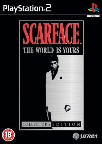 Scarface: The World is Yours Collectors Edition (PS2) PlayStation2 artwork