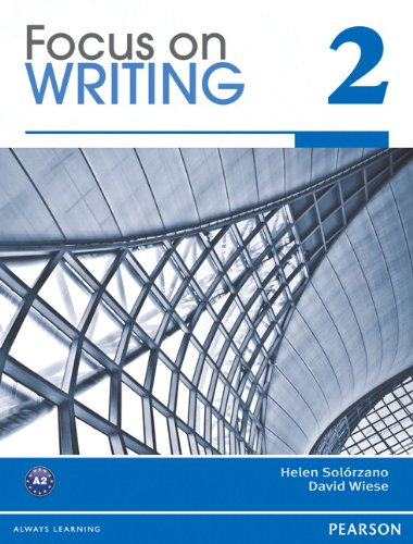 Focus on Writing   2012 9780132862028 Front Cover
