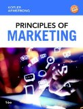 Principles of Marketing  16th 2016 9780133795028 Front Cover