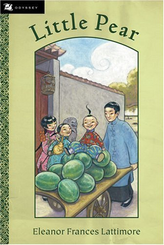 Little Pear   2005 edition cover
