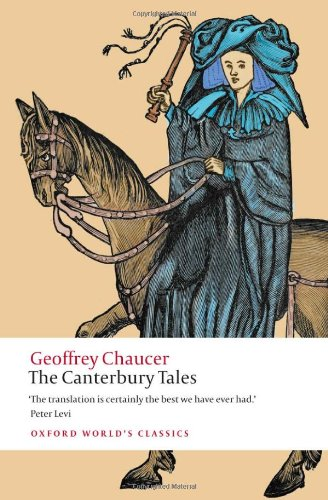 Canterbury Tales   2011 edition cover