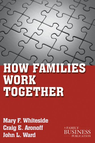 How Families Work Together   2011 edition cover