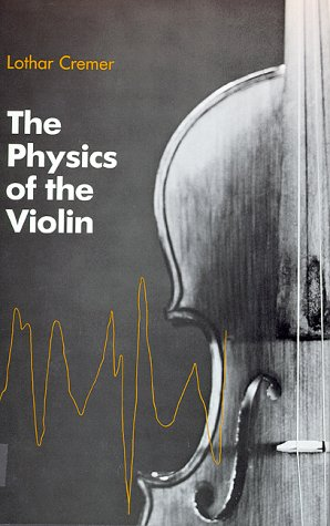 Physics of the Violin   1984 9780262031028 Front Cover