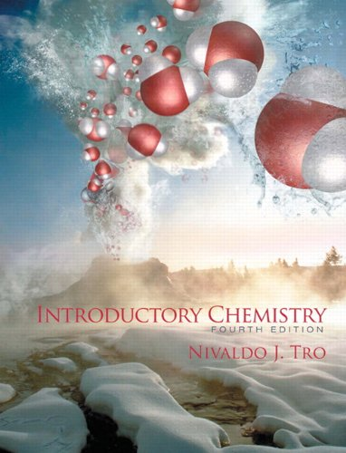 Introductory Chemistry  4th 2012 9780321741028 Front Cover