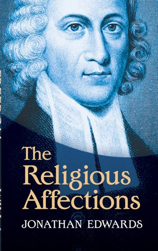 Religious Affections   2013 9780486491028 Front Cover