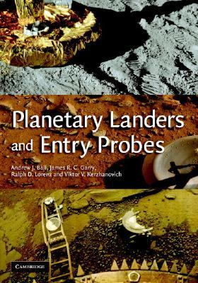 Planetary Landers and Entry Probes   2007 9780521820028 Front Cover