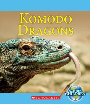 Komodo Dragons   2012 9780531209028 Front Cover