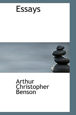 Essays:   2008 edition cover