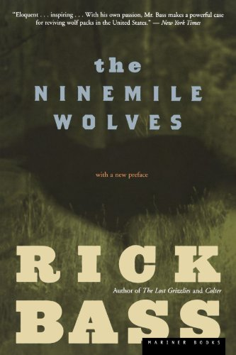 Ninemile Wolves   1992 edition cover