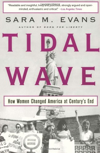 Tidal Wave How Women Changed America at Century's End  2004 (Reprint) edition cover