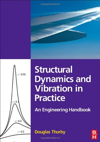 Structural Dynamics and Vibration in Practice An Engineering Handbook  2007 9780750680028 Front Cover