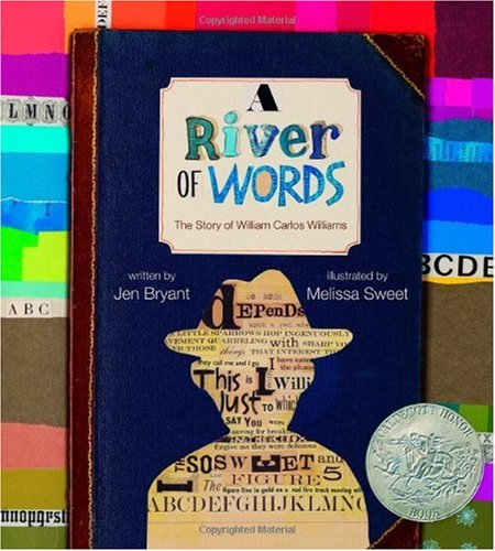 River of Words The Story of William Carlos Williams  2008 edition cover